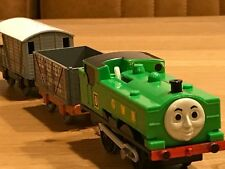 Tomy Trackmaster Plarail Thomas Duck Montague &Truck & Toad Japan Import