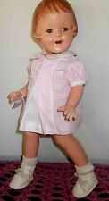VINTAGE PATSY TYPE DOLL ALL COMP 1930,S 17 INCH