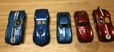 5 Tyco -S HO Slot Car Bodies