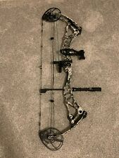 "Bowtech Realm X Compound Bow - Complete Package - RH 60# 29"" - Subalpine"
