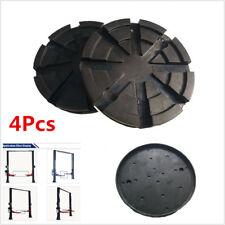 4Pcs Heavy Duty Black Rubber Arm Pads Lift Pad Fit For Auto Lift Car Truck Hoist