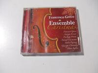 Francesco Greco Ensemble – Christmas - CD Album Audio Stampa ITALIA 2002