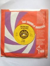 "THE SOUND OF DANCING 1971 7"" 45 - IDTA 17 CHA CHA CHAS / JIVE OR SOCIAL FOXTROT"