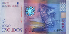 Kap Verde / Cape Verde 1000 Escudos 2014 Pick 73 (1)