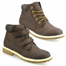 Boots Faux Leather Medium Width Shoes for Boys