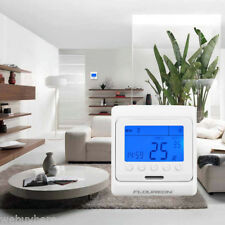 Digital Thermostat Programmable Heating Room Wall Temperature Controller LCD