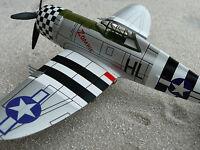P - 47 USA 1944 D-Day WARBIRD HM / IXO / Altaya 1:72 / AirCraft / YAKAIR / Avion
