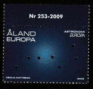 ALAND 2009 EUROPA CEPT ASTRONOMY Mi.310 MNH STAMP
