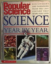 Popular Science: Year by Year, Includes up to Year 2000, Hardcover, Collectible