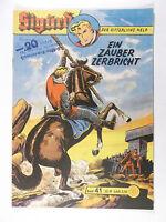 Original SIGURD Heft # 41 ( Lehning Verlag 1958-1968, mit Sammelmarke ) Z 2