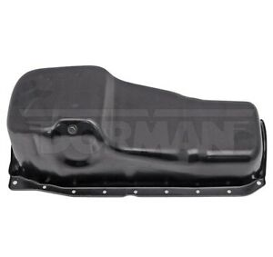 For Chevy Blazer C10 C1500 C20 C2500 GMC K1500 Engine Oil Pan Dorman 264-100