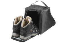 Black Water Resistant Walking Hiking Boot Carry Bag Storage Case