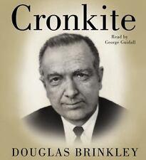 Cronkite by Douglas Brinkley (2012, Compact Disc, Abridged edition)