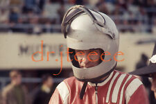 1970 AMA Dick Mann MOTORCYCLE RIDER - 35mm Racing Slide
