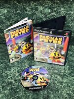 Sony PlayStation 2 PS2 CIB Complete Tested Pac-Man Fever Mint Condition