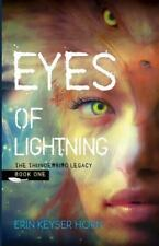 Eyes of Lightning (Thunderbird Legacy)-ExLibrary