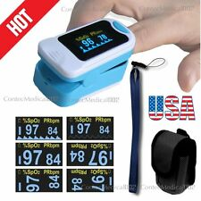 US FDA,Promoted OLED Fingertip SPO2 Oximeter Pulse Rate Blood Oxygen Heart Rate