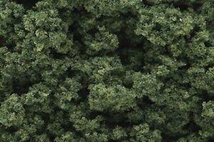 Medium Green Clump foliage - OO/HO foliage Woodland Scenics FC683
