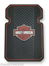 harley davidson motorcycle floor mats emblem bar shield rubber car truck auto hd