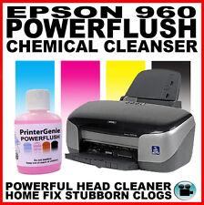 Epson Stylus Photo Printer 950 960 - Head Cleaner: Nozzle: Printhead Flush
