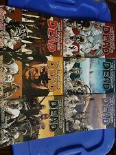 The Walking Dead TPB Lot Volume 1 2 3 17 18 19