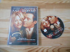 DVD FILM Ryan / Jackman - Kate & Leopold (FSK 0 / 114min) SPLENDID