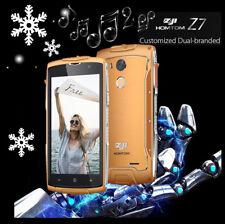 5.0'' HOMTOM ZOJI Z7 WASSERDICHT 4G LTE Handy 2GB+16GB SmartPhone Quad Core 13MP