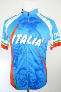 Specialized Italy Cycling Jersey Men Size Large