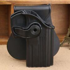 Right Handed Rotate Gun Pistol Retention Paddle Holster Case For Taurus 24/7 OSS