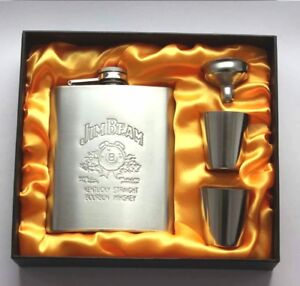 Jim Beam flask