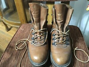 MEPHISTO Mens SHERPAS Made In France Hiking Casual Boots Sz 11.5
