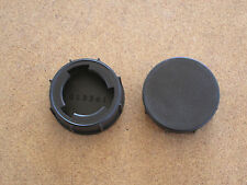 2 MSA Advantage 1000 / 3000 respirator gas mask bayonet filter inlet cap 813341