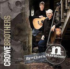 Brothers-N-Harmony by Crowe Brothers (CD, Sep-2008, Rural Rhythm)