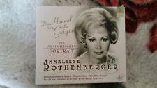 Anneliese Rothenberger, Der Himmel hängt voller Geigen, 2 CD-Set, Neuwertig