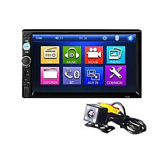 Car Audio DVD 7 Inch Auto MP5 Player Radio Usb Aux Receiver In Dash Music System