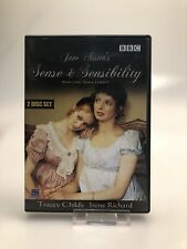 Jane Austen's Sense & Sensibility, 2 DVDs (2008)