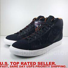 Nike Blazer Hi SP MO'WAX sz 9.5 Black 2014 718768-008 Futura dunk dunkle sb NEW!