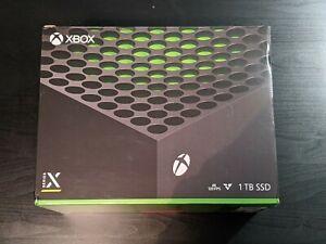 Xbox Series X Box