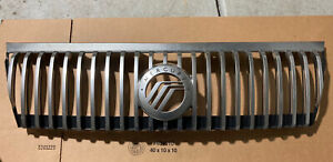 2006 - 2010 Mercury Mountaineer Chrome Front Grille W/ Emblem OEM