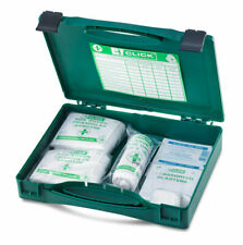HSE FIRST AID BOX UK COMPLIANT KIT EMERGENCY WAREHOUSE/OFFICE/WORKPLACE/TRAVEL