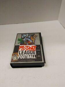 Mutant League Football (Sega Genesis, 1993) tested works