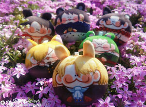 One Piece Luffy Roronoa Zoro Sanj Shanks Ace Doll Plush Toy Keychain Stuffed N