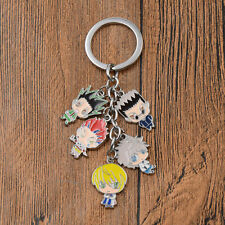 Japanese Anime Hunter X Hunter Keyring Keychain Killua Gon Freecss Pendant Gift