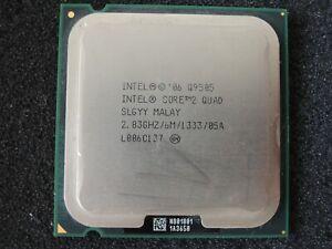 Intel® Core™2 Quad Q9505 @2.83GHz Quad-Core CPU Socket 775 Processor