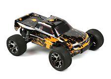 Custom Body Muddy Orange for Traxxas 1/10 Rustler / Stampede Truck Shell Cover