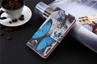 Funda flip libro piel sintetica estampado monedero para Oukitel K4000 Lite