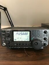 Icom IC 746 PRO Radio Ham Radio Transceiver with Microphone & Power Cable