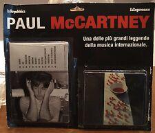 Paul McCartney Collection Mondadori Cd Digipack Blisterato McCartney N 1 con Box