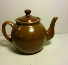 Vintage UHL Stoneware Tea Pot