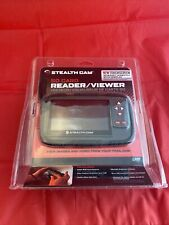 """Stealth Cam SD Card Reader/Viewer *4.3"""" Color LCD Touchscreen* Model# STC-CRV43X"""